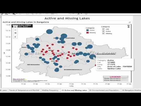 Missing Lakes of Bangalore