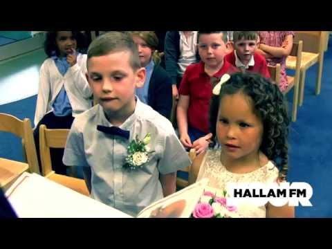 Young love blossoms at Herringthorpe Infant School