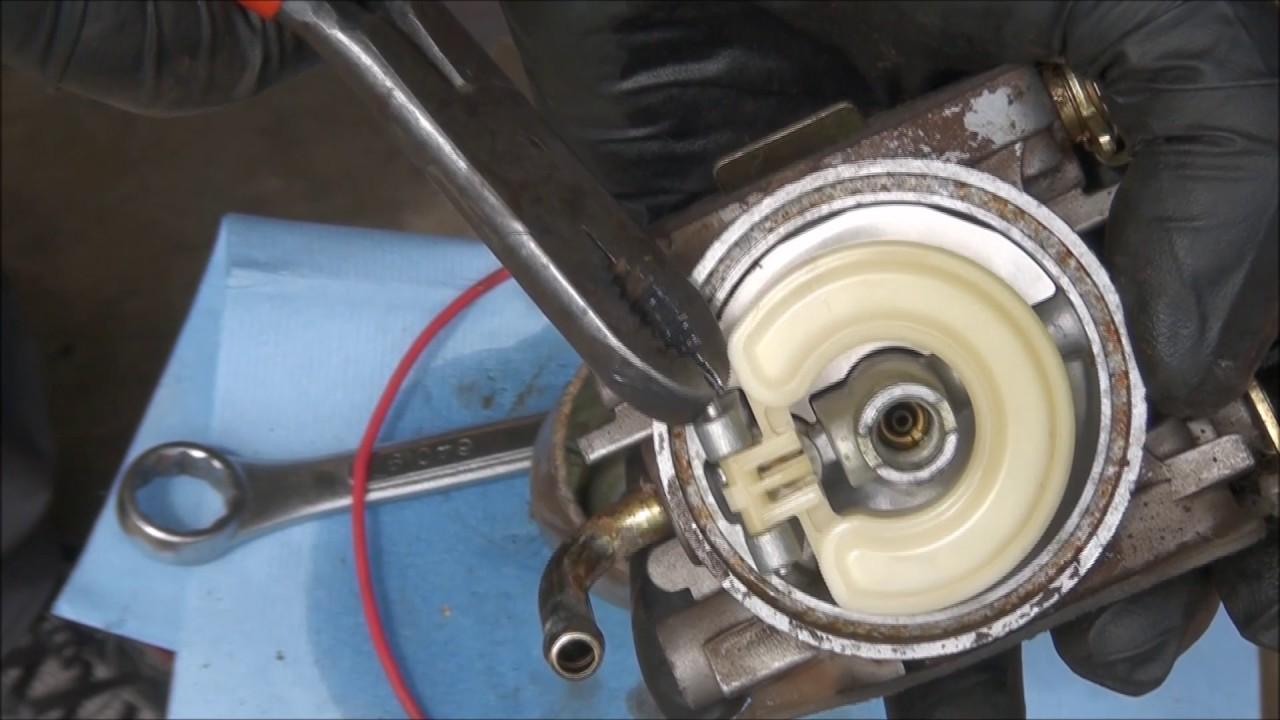 Kawasaki   Hp Carburetor Cleaning