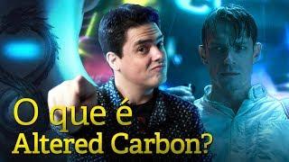 ALTERED CARBON (Série Netflix) 🤔💽 - Entendendo as Regras! | SM Play #90