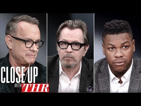 Full Actor's Roundtable: Tom Hanks, Gary Oldman, John Boyega, James Franco | Close Up With THR
