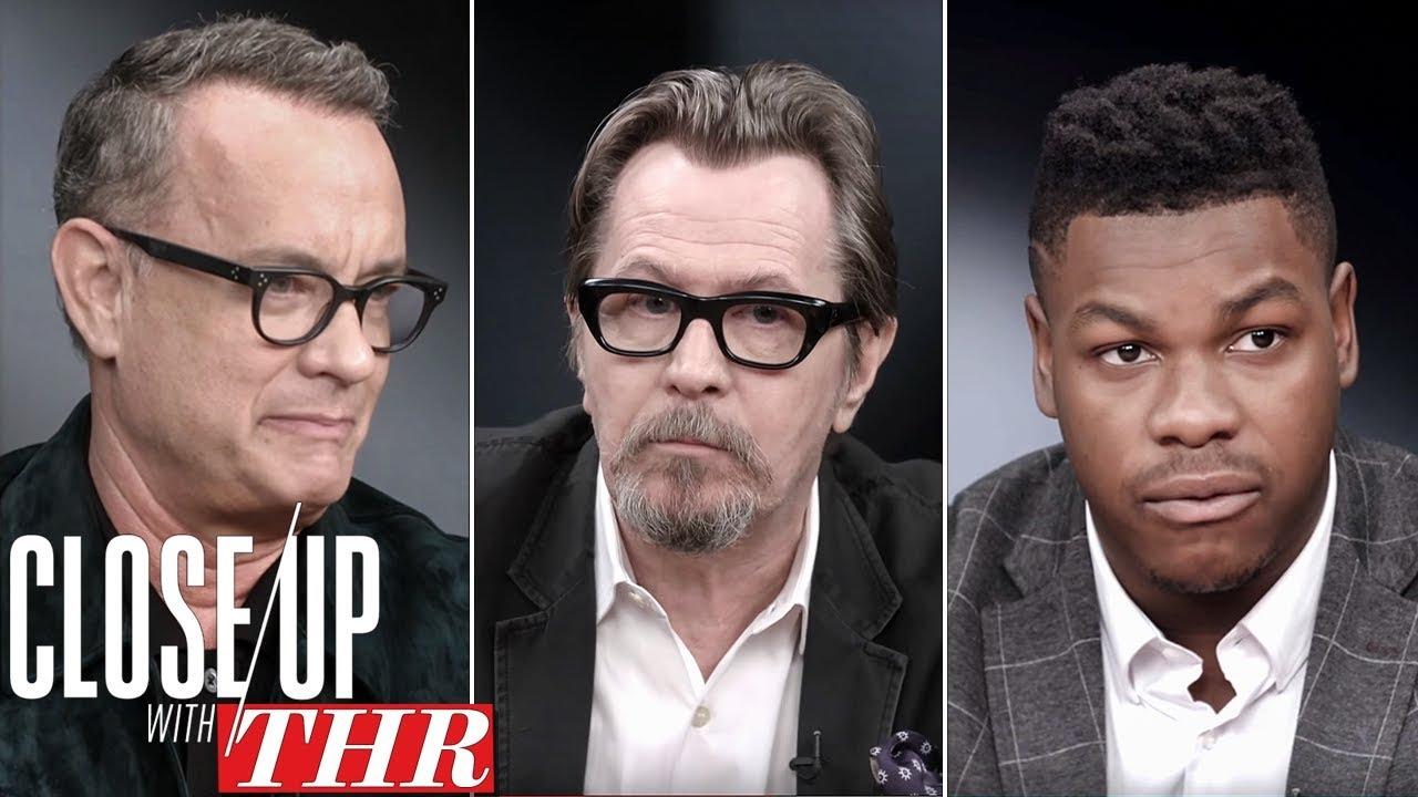 Download Full Actors Roundtable: Tom Hanks, Gary Oldman, John Boyega, James Franco | Close Up With THR
