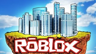 A FLYING CITY?! #16-Danish Roblox: Pokémon Brick Bronze