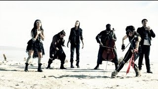 Repeat youtube video [Official Video] Radioactive - Pentatonix & Lindsey Stirling (Imagine Dragons cover)