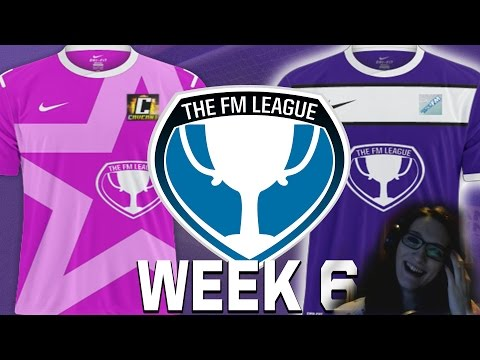 The FM League   ELLY CURTAINS VS CAVEANI   Football Manager 2015   Week SIX