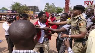 Police block meeting on Kiruddu hospital stench, arrest Makindye MP