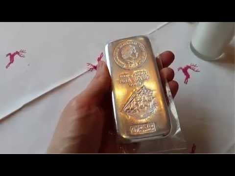 Cook Islands Coin Bars | Cheap Silver Bars