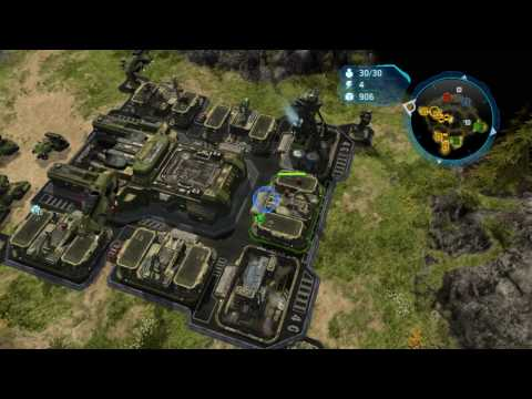 Economic Dominance! Let's Play Halo Wars Multiplayer