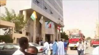 نواكشوط: حريق صغير في عمارة الخيمة