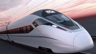China and Russia to build new high-speed railway
