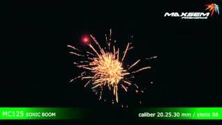 MC125 SONIC BOOM(магазин пиротехники http://salut-express.by, наша группа в ВК - https://vk.com/fireworks_shop , Купить фейерверк в Минске, салюты..., 2016-03-02T02:24:29.000Z)