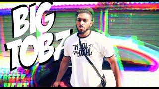 Big Tobz - #StreetHeat Freestyle [@BigTobzSf] Link Up TV