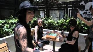 VAMPS  - The Jolly Roger ~ Making Mv