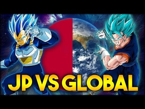 THE TRUTH ABOUT GLOBAL VS. JP! THE TRUTH EVERYONE NEEDS TO HEAR! DBZ: Dokkan Battle