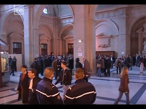 Naufrage de l'Erika : ouverture du procès à Paris (INA - 12/02/2007)