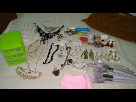 कड व सच Club Factory Haul Affordable Jewellery