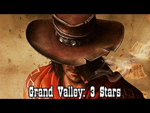 Call Of Juarez: Gunslinger - 3 Stars In Grand Valley