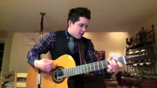 One Direction - They Don't Know About Us (Ryan Schmidt acoustic cover)