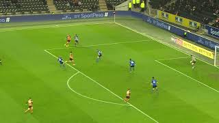 SHORT HIGHLIGHTS: Hull City v Sheffield Wednesday