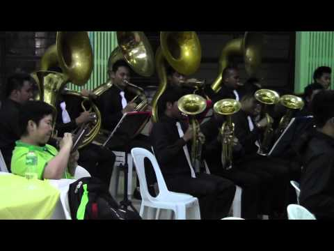 The police academy march by BSU BRASS BAND SYMPHONY