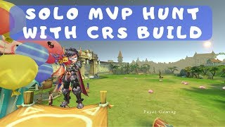 GX: Solo MVP Hunt with CRS Build