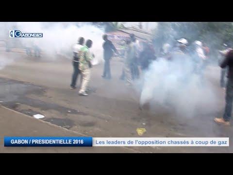 GABON / PRÉSIDENTIELLE 2016 : LES LEADERS DE L
