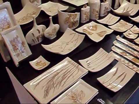 Xxxiii feria de cer mica de burgos alfabur 2013 youtube for Ceramicas burgos