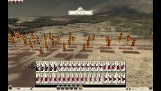 Bir Roma Lejyonu oluşturmak için Rome II Nasıl