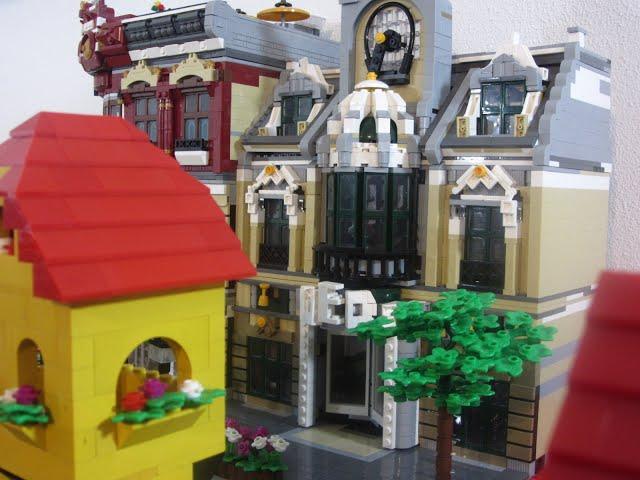 Bau meiner LEGO Stadt Teil 20