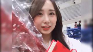 The journey to graduation stage [190502] and last handshake event [...