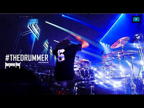 Purpose Tour - #THEDRUMMER (WeTheBand EP.2)