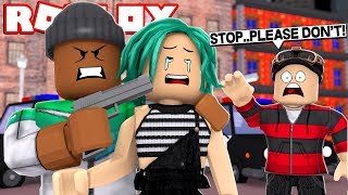 ROBLOX ROBBERY GONE WRONG!!!
