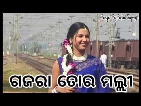 Gajara Tora Malli Odhani Tora Nali _Odia Album Song