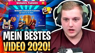 Mein BESTES Clash Royale VIDEO in 2020!! 😱😳 | Clash Royale Free2Play