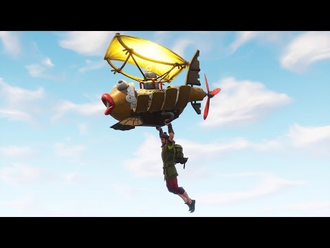 Fortnite new glider gameplaySHADOW PUPPET - PLAYS