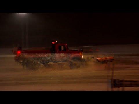 Minnesota Snowstorm Leaves One Dead