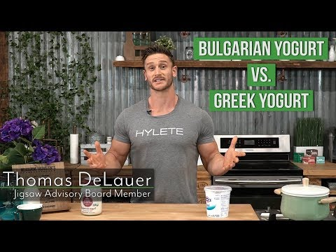Bulgarian Yogurt VS. Greek Yogurt | #ScienceSaturday