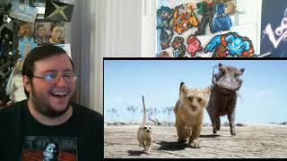 "Gors ""The Lion King"" The King Returns Featurette & Timon and Pumbaa TV Spot REACTION"