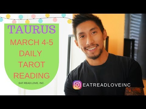 Taurus - To reconcile or not? Soulmate is back! March 4-5 Tarot Reading