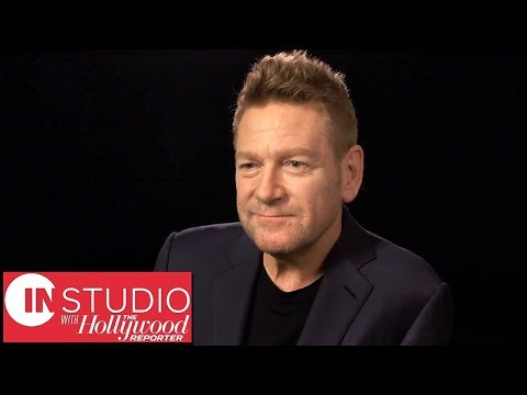 In Studio With Kenneth Branagh: Directing & Starring in 'Murder on the Orient Express'  THR