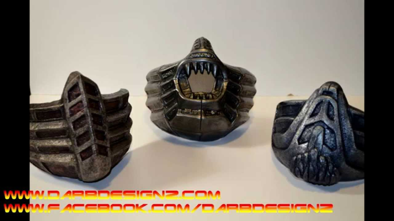 Mortal Kombat Movie Masks Youtube