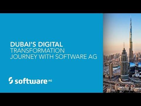 Dubai's digital transformation journey with Software AG
