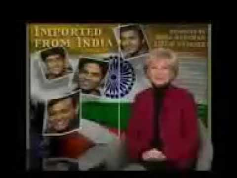 Most Important commodity imported by United States from India is IIT graduates Indian institute tech