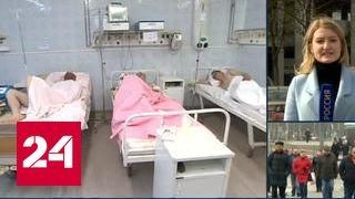 Теракт в Питере: глава НИИ Джанелидзе спас женщину, потерявшую 3,5 литра крови