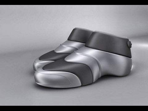 3 Futuristic Shoes INVENTIONS You Have To See