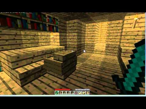 Minecraft case da sogno villa mobius youtube for Arredamenti interni da sogno