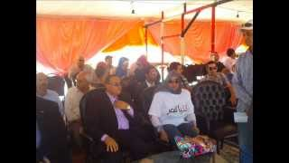 زيارة نقابة المهندسين ود جابر نصار رئيس جامعة القاهرة لقناة السويس الجديدة أغسطس2015