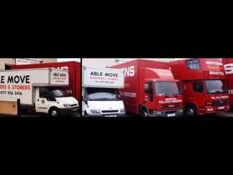 Ablemove Wottons Removal Services in Bristol