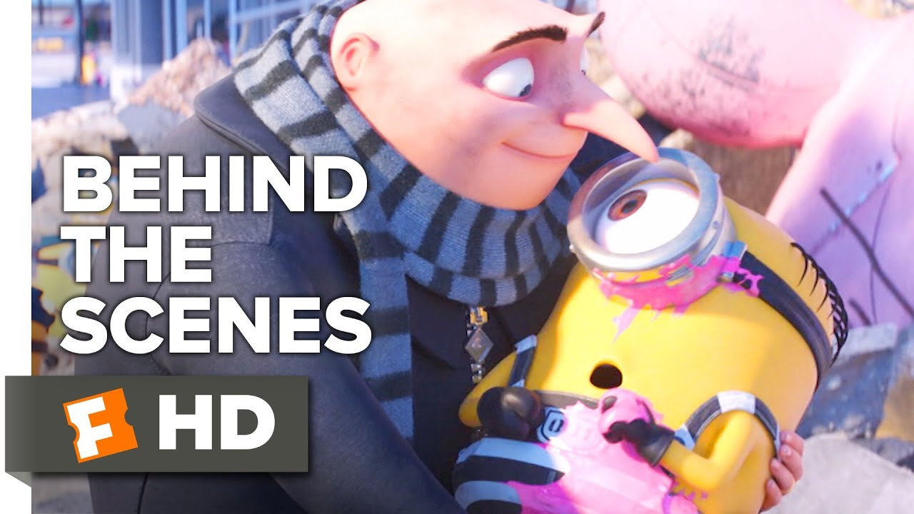 Despicable Me 3 Behind The Scenes Two Goals 2017 Movieclips Extras