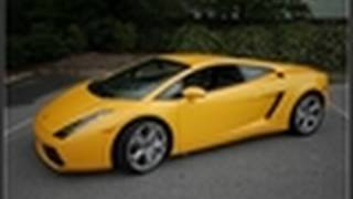 Test Drive 2004 Lamborghini Gallardo with Highway Acceleration and City Driving (Part 2 of 3)